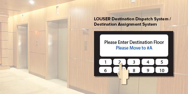 LOUSER Destination Assignment System  Solution