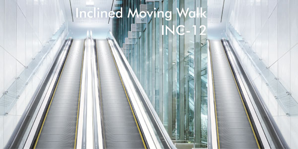 Inclined Moving Walk