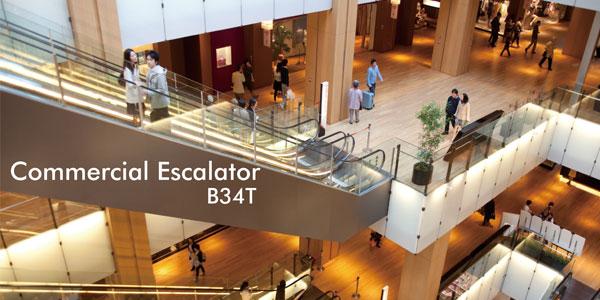 Comercial Eskalator