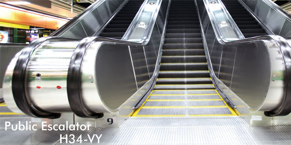 Public Escalator