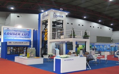 Pameran Lift Indonesia 2016 JieExpo